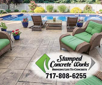Stamped Concrete Works